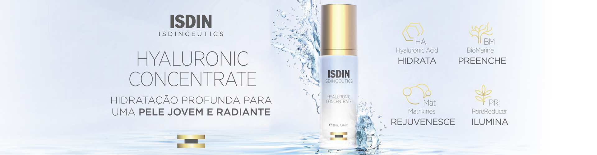 Isdin Hyaluronic concentrate